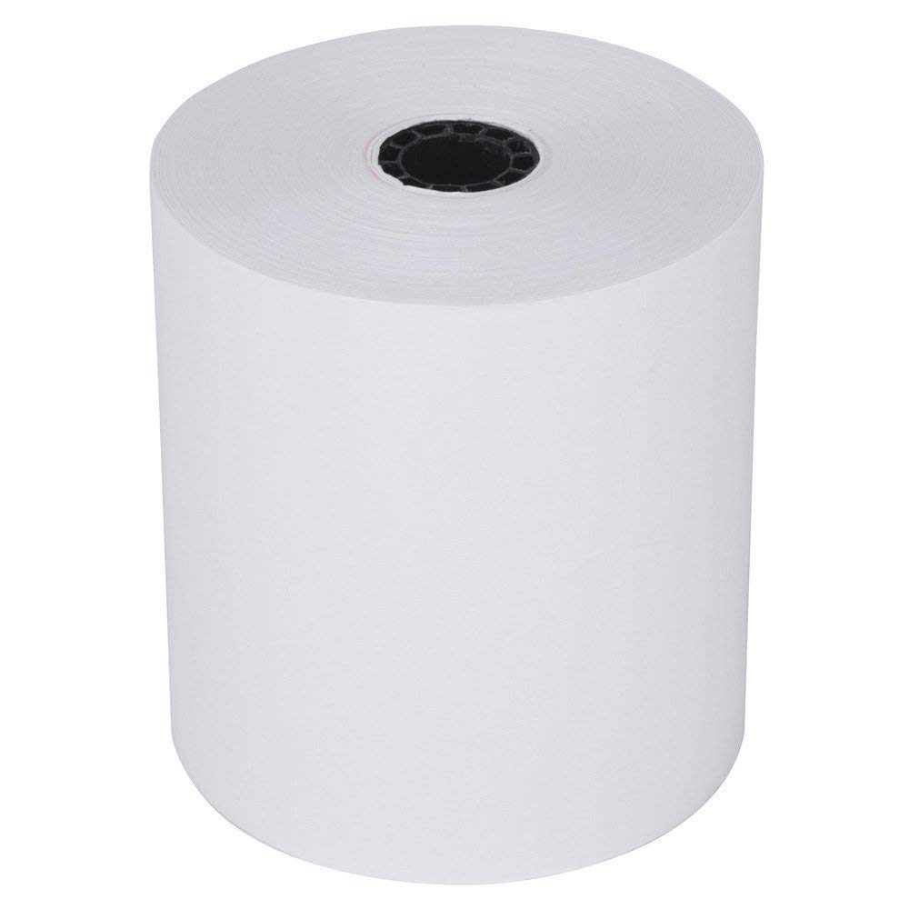 Thermal paper roll 3 1 8' x 230 SCP700 (50 Rolls) AQUILA Brand