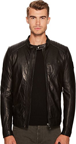 Belstaff Leather Jacket - 8