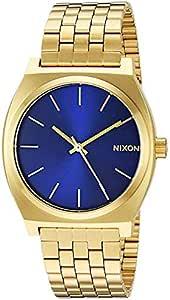 Nixon Time Teller Dorado