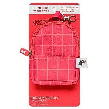 Amazon.com: yoobi153; cartera Llavero – Coral Mini mochila ...