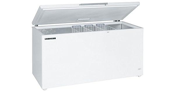Liebherr GTL 6105 – 40 congelador. 598 L gewerbe dispositivo ...