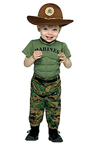 Marine Corps Marine Uniform Infant Toddler Costume 6-12 months