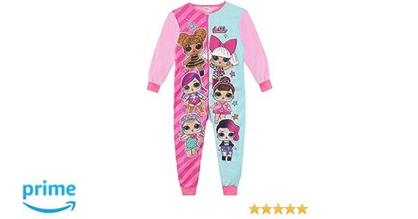 Lol Surprise Pijama Entera para Niñas Dolls: Amazon.es: Ropa y accesorios