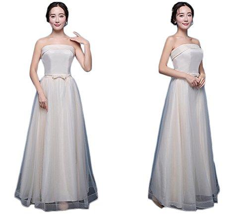 KA KA Beauty Kleid Beauty Damen Champagne5 Damen wEwdqO0