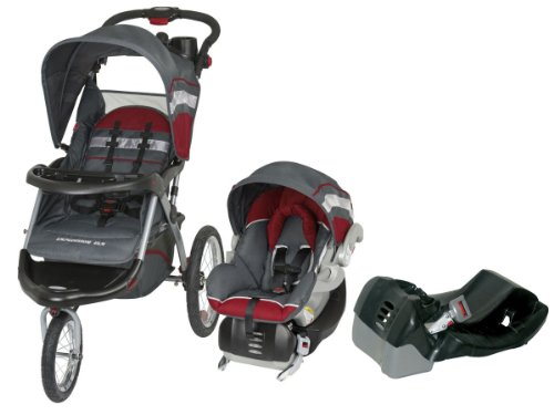 Jogging Stroller Baby Trend Expedition Elx - 2