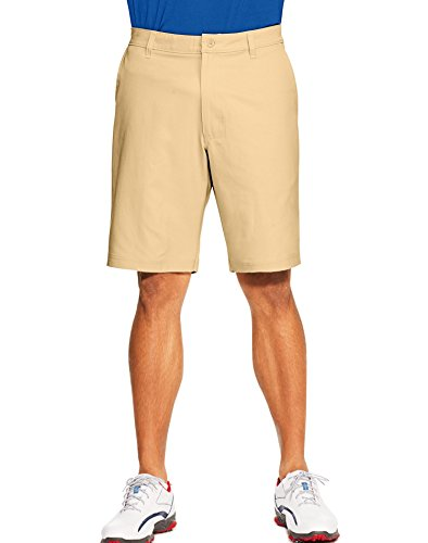 Champion Men's Golf Short, Tanned Khaki, (Dry Golf Shorts)