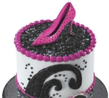 1-X-3-Plastic-Fashion-Stiletto-High-Heel-Shoes-Cake-Cupcake-Layon