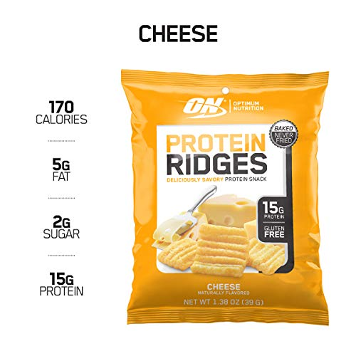 Optimum Nutrition Protein Ridges Savory