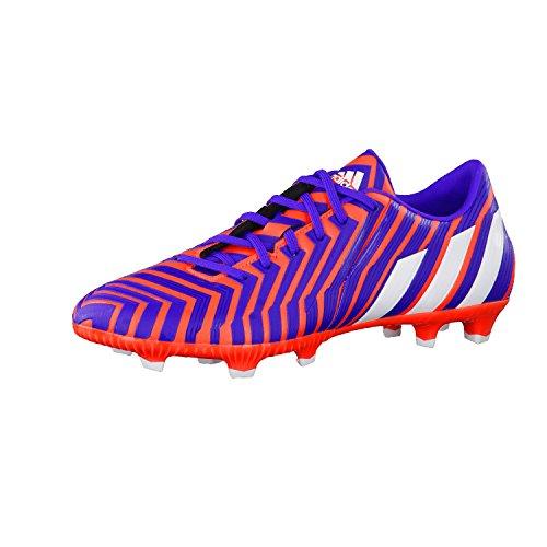 adidas Predator Absolado Instinct FG Herren Fußballschuhe violett - rot - weiß