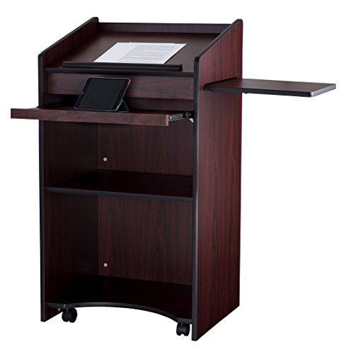 Oklahoma Sound 600-MY Aristocrat Floor Lectern, 25