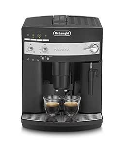 De'Longhi Magnifica Bean To Cup Coffee Machine, Black, ESAM 3000.B