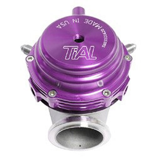 TiAL MVS 38mm Wastegate w/ 6 Springs - Purple ()