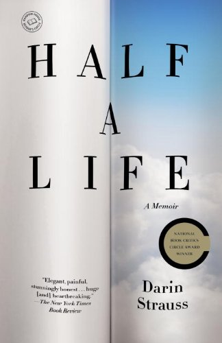 Half a Life: A Memoir cover