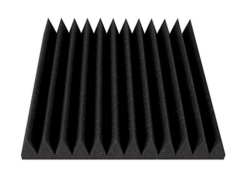 Ultimate Acoustics UA-WPW-12 Wedge-Style Wall Panel Professional Acoustic