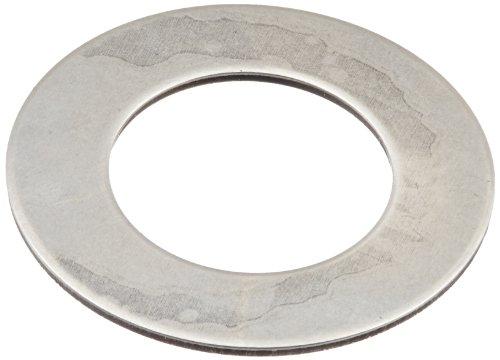 1 Thrust Washer (Koyo AS1730 Thin Thrust Roller Bearing Washer, Metric, 17mm ID, 30mm OD, 1mm Width)