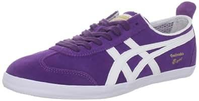 Onitsuka Tiger Women's Mexico 66 Vulc SU Lace-Up Fashion Sneaker,Purple/White,8.5 M Women's US / 6.5 M Men's US