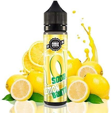 E-Liquid LIMONADA | 60ML TPD | Que Vapeo | Sin Nicotina: 0MG | E-Liquido para Cigarrillos Electronicos | E Liquidos para Vaper 70/30