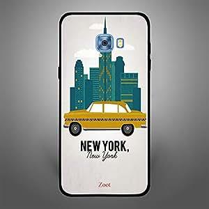Samsung Galaxy C5 New York Taxi