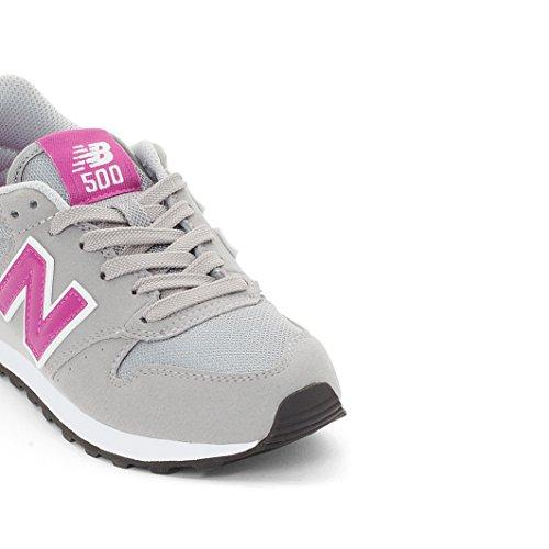 New Wit Dames Roze Grijs Balance Trainers 500 TrwSq4T