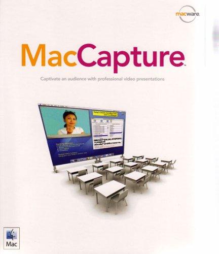 Maccapture (Mac) by Summitsoft