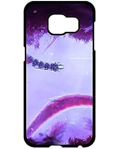 Hot 9263358ZA488897242S6E amantes regalos impresionante Defender TPU Hard Case Cover para R-Type Samsung Galaxy S6EDGE Vampire Knight Samsung Galaxy phonecase de la tienda