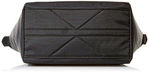 Handbag Small FRYE Ivy Black Nylon Satchel Matte T0TFIw