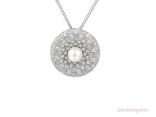 Sunshine-Collier Femme-Perle-Perle