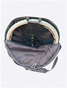 Hapo-G 11204006 - Funda para Ruedas de Bicicleta, Color Negro ...