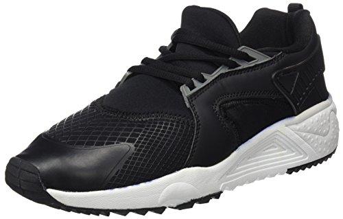 BEPPI Casual Shoe, Zapatillas de Deporte Para Mujer, Negro (Black), 41 EU
