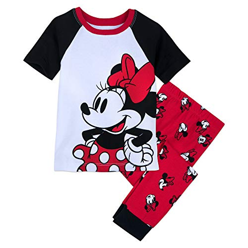 Disney Minnie Mouse PJ PALS for Kids Size 6 Multi
