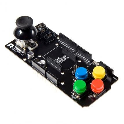 Input Shield For Arduino(Apc220 And Xbee)