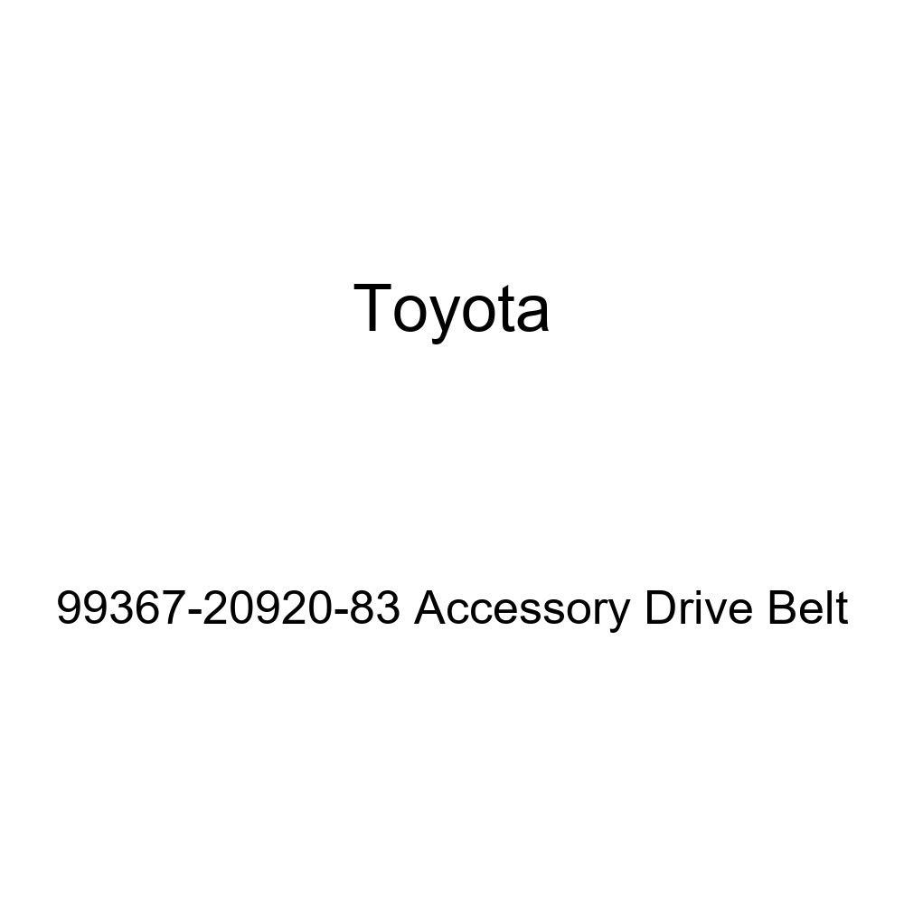 Toyota 99367-20920-83 Accessory Drive Belt