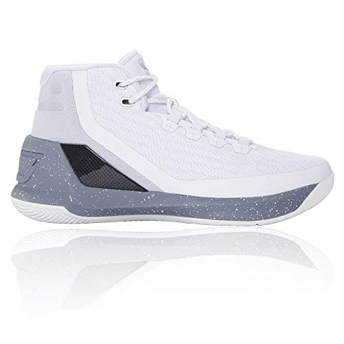 Under Armour Curry 3 Basketball Shoes - 11 - Grey
