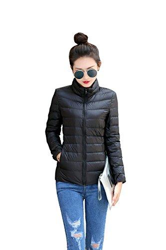 Quibine - Abrigo - Sin mangas - para mujer negro