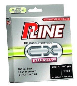 - P-Line CXFFG-15 CX Premium Mono Filler Spool, 300-Yards, Flour Green