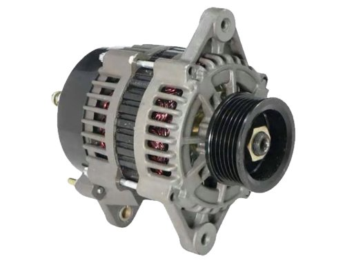 New Alternator for Mercruiser Marine Hi Performance Engine 500 525 600SCI 662SCI 700SCI Inboard Engine Model 350 Mag 5.7L 8.1S MX 6.2L Ski Engine Black Scorpion 5.7L MX 6.2L BS Stern Drive Model 350 4.3L Alpha & Bravo 496 Mag 5.0L 5.7L MX 6.2L