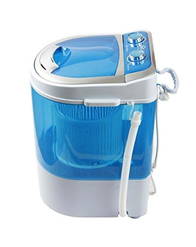 DMR 3 kg Inverter Portable Semi Automatic Top-Loading Mini Washing Machine with Dryer Basket (DMR 30-1208 Bl (W2Yr), Blue) 41%2BQgo6N8XL India 2021