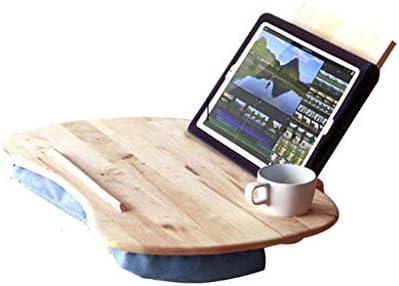 Bandeja de Mesa de Madera para Laptop Sujetador de Desayuno ...