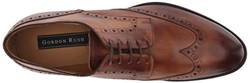 Gordon Rush Mens Jackson Oxford Cuoio