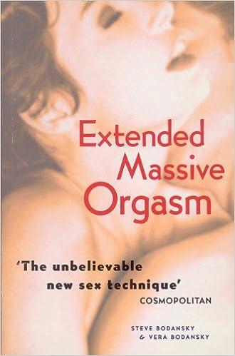 Intensely satisfying orgasm pic