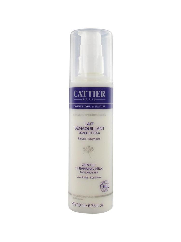 Cattier Caresse d'Herboriste Organic Make-Up Remover Milk 200 ml CAT042