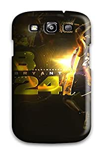 KevinW Case Cover Protector Specially Made For Galaxy S3 Kobe Bryant