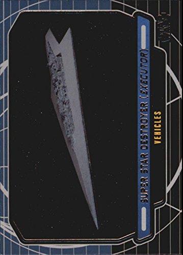 Superstar Destroyer (2012 Star Wars Galactic Files #279 Super Star Destroyer Executor - NM-MT)