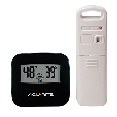 AcuRite 02097M Wireless Indoor/Outdoor Thermometer