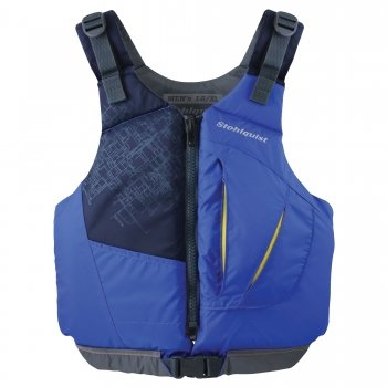 Stohlquist Men's Escape PFD Life Jackets, Blue, (Escape Life Jacket)