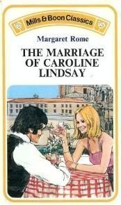 Marriage of Caroline Lindsay