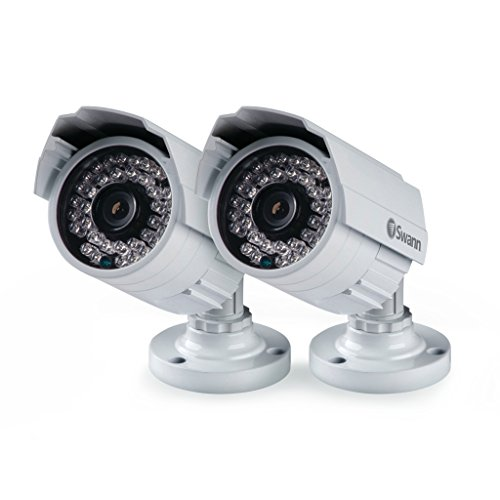 Discover Bargain Swann SWPRO-842CAM-US 900TVL High-Resolution Day/Night Security Camera - Night Visi...