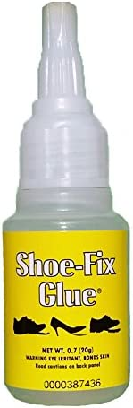 Shoe-Fix Shoe Glue: Instant Professional Grade Shoe Repair Glue review