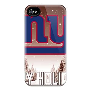 Tough Iphone GaV1036iClH Case Cover/ Case For Iphone 4/4s(new York Giants)