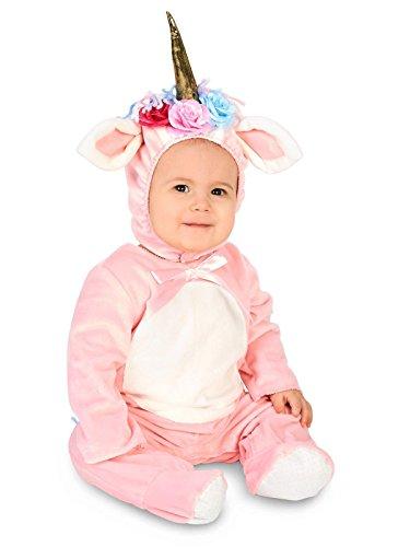 Enchanted Pink Unicorn Infant Costume 18-24M